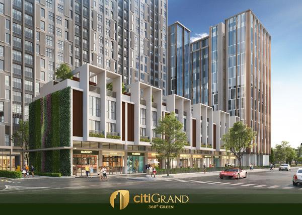 DKRA Vietnam thành tổng đại lý phân phối căn hộ CitiGrand