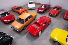 Bộ sưu tập xe cổ trị giá 10 triệu USD được tặng cho trường đại học