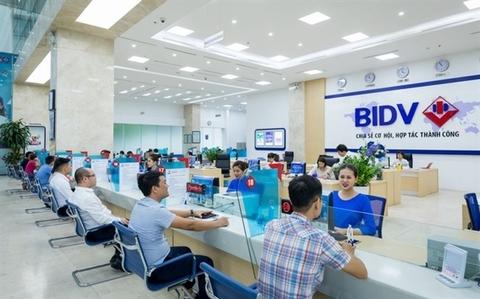 BIDV,charter capital,vietnam banks