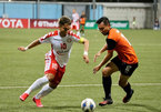 HCM City FC's player voted one of top players of AFC Cup's first two matches