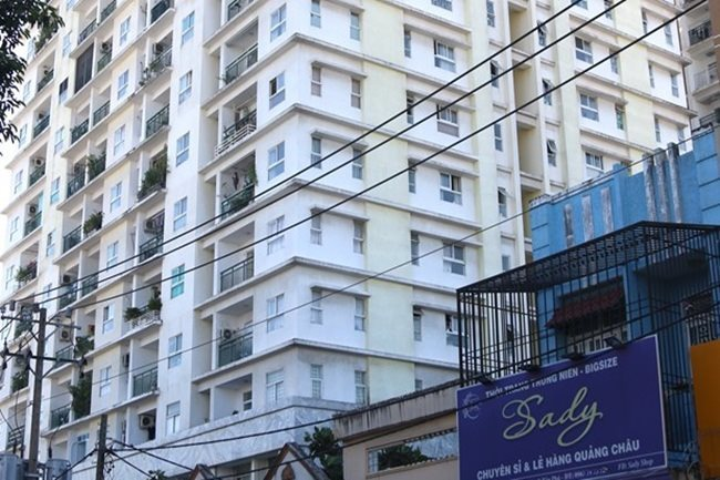 Construction Ministry approves tiny apartments
