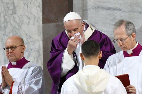 Giáo hoàng Francis được xét nghiệm Covid-19