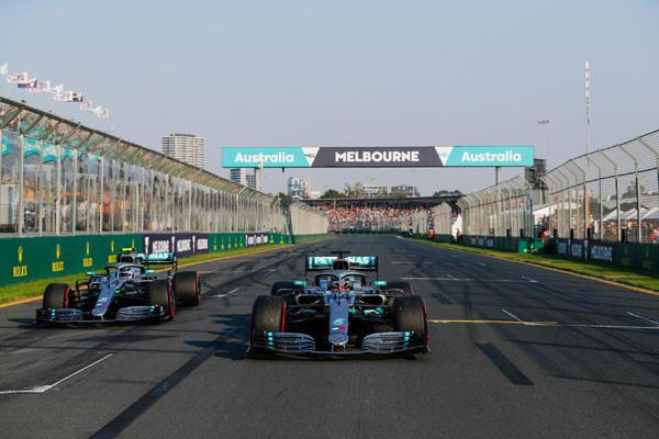 Sự thay đổi 'công thức' của F1 qua thời gian