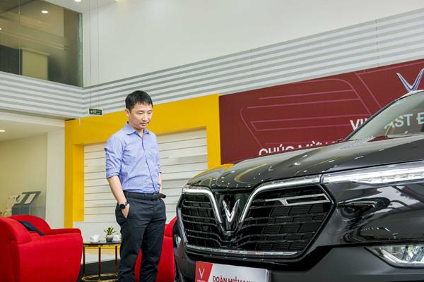 'Ông trùm' Rolls-Royce VN tiết lộ lý do mua xe VinFast