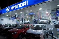 Doanh số bán xe toàn cầu tháng 2 của Hyundai chạm đáy do Covid-19