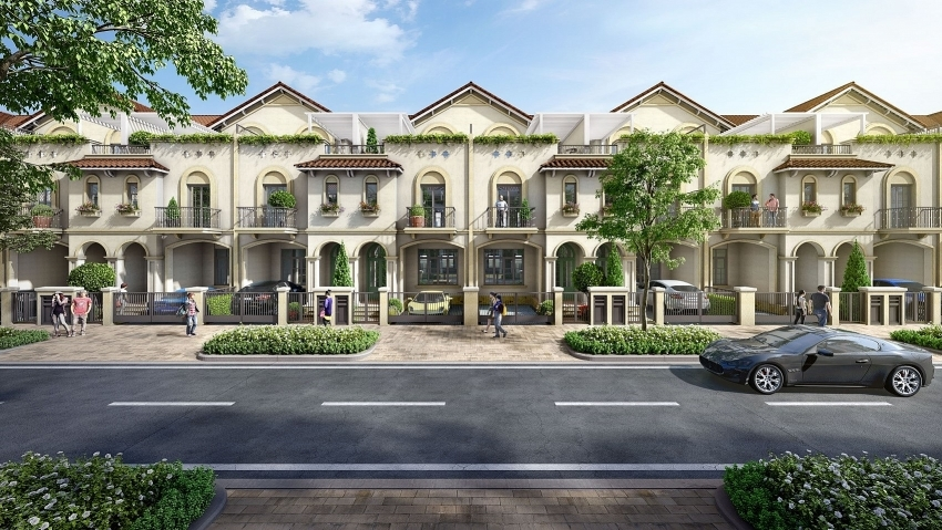 Urban townhouses: a bright investment channel
