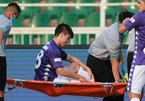 Star defender's injury a blow for club and VN football
