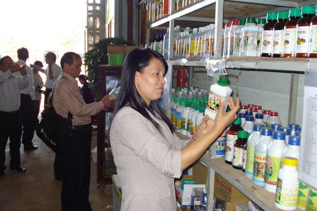Bộ Nông nghiệp xin bán 258 tấn thuốc BVTV dự trữ