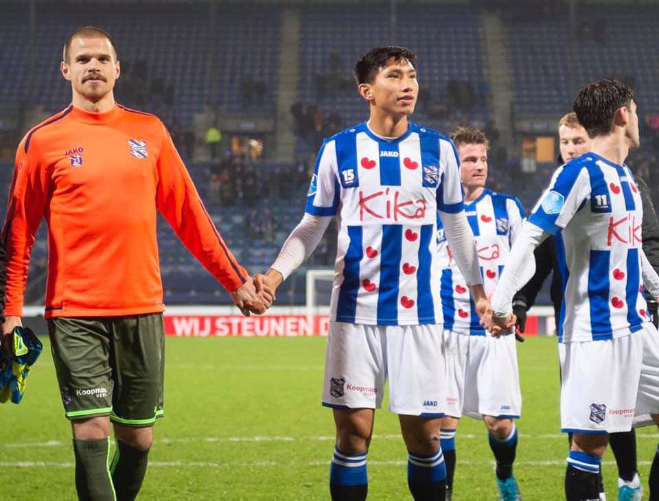 Văn Hậu: 'Tôi không muốn bỏ giấc mơ chơi bóng ở châu Âu'