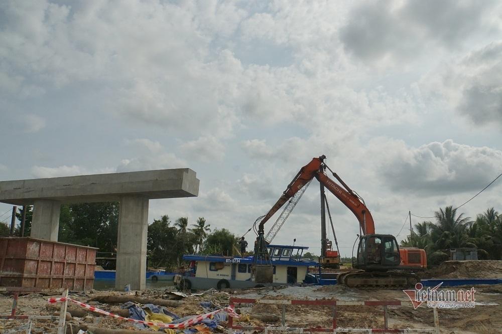 Tắc vốn, cao tốc Trung Lương - Mỹ Thuận khó thông tuyến cuối năm nay