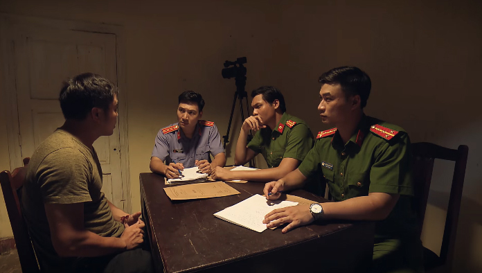 'Sinh tử' tập 77, Trinh hoảng loạn vì bị bắt tạm giam