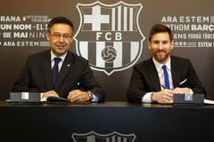 Chủ tịch Barca muốn gạt bỏ Messi, mua Mbappe thay thế