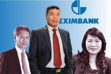 'Chuyện 3 người' quanh chiếc ghế nóng ở Eximbank