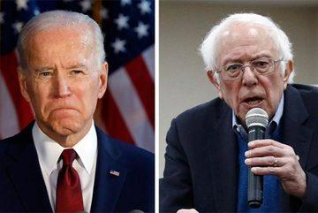 Bầu cử tổng thống Mỹ: Biden trỗi dậy mạnh mẽ, Sanders cạnh tranh dữ dội