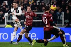 Hoãn trận Juventus đấu AC Milan vô thời hạn, do Covid-19
