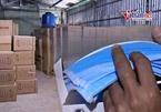 TPHCM: Bắt 1 triệu khẩu trang sắp tuồn ra nước ngoài trên xe biển Campuchia