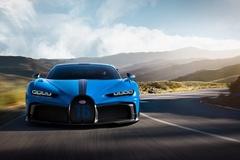 Bugatti Chiron phiên bản mới giá 3,55 triệu USD