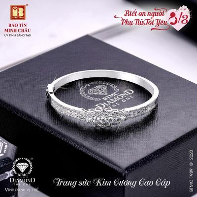 Tháng 3, Bảo Tín Minh Châu tri ân phụ nữ tặng quà hàng hiệu