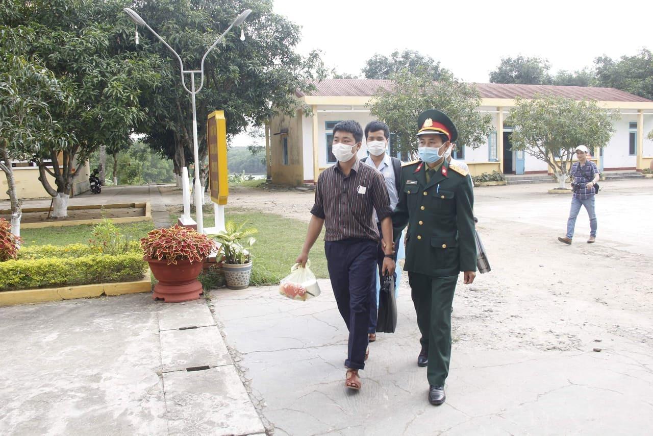 Cách  ly 14 học sinh ở Quảng Trị tiếp xúc với người trở về từ nước ngoài