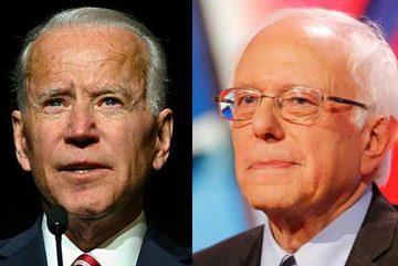 Lộ diện hai ứng viên có thể đối đầu ông Trump trong bầu cử Mỹ