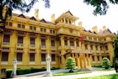 Sửa đổi cơ cấu tổ chức của Bộ Ngoại giao