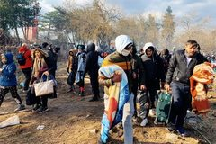 Xung đột Thổ - Syria làm lộ 'gót Asin' của EU