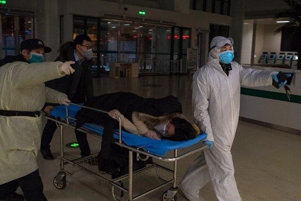 Bệnh nhân TQ nhiễm Covid-19 tử vong sau 5 ngày xuất viện
