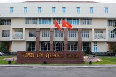 Quảng Nam cấm dùng tiền ngân sách cho việc tặng hoa sai quy định