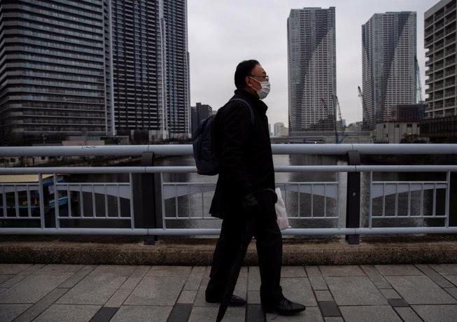 Số ca nhiễm Covid-19 tăng kỷ lục trong một ngày ở Nhật