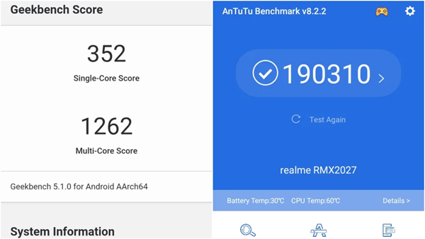 Realme C3 - smartphone pin to, chip khỏe