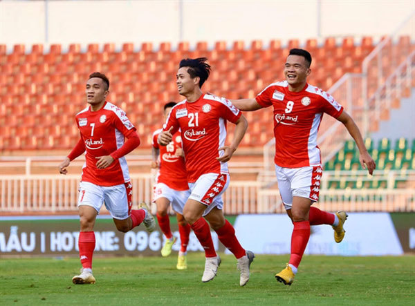 HCM City continue to play away in AFC Cup