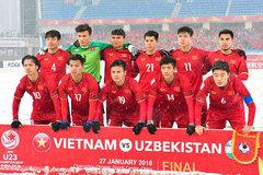 Why have injuries ravaged VN U23 squad?
