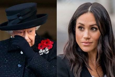 Báo Mỹ: Lời nói quá quắt của Meghan Markle khiến Nữ hoàng Anh rơi nước mắt cùng sự bất lực của Hoàng tử Harry