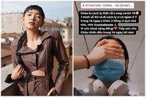 Fashionista Châu Bùi bị cách ly 14 ngày tránh lây nhiễm Covid-19 sau khi tham gia Milan Fashion Week