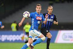 Xem trực tiếp Napoli vs Inter Milan kênh nào?