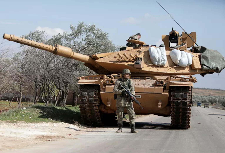 Căng thẳng leo thang ở Syria, Tổng thống Nga - Thổ gặp bàn tìm phương án