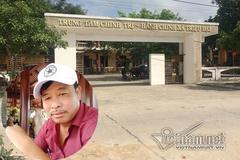 Trưởng Phòng NN&PTNT ở Quảng Trị bị khởi tố