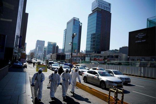 Hàn Quốc lập thêm 'khu chăm sóc đặc biệt' chống Covid-19