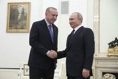 Nga-Thổ đã bàn gì về chiến sự Syria?