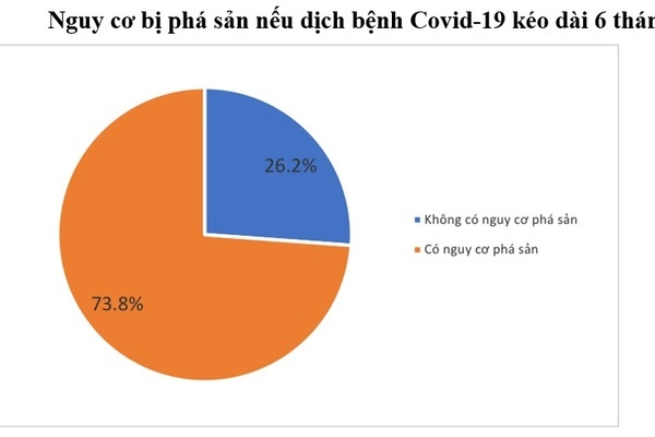 Khảo sát nóng, doanh nghiệp lo lắng hậu quả Covid-19