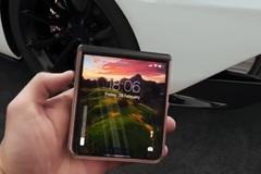 Ngắm mẫu iPhone 12 Flip màn hình gập đẹp hút hồn