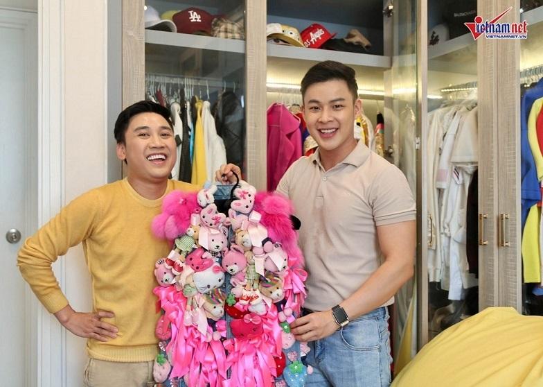 Căn hộ gần 6 tỷ của Don Nguyễn và bạn trai soái ca kém 8 tuổi