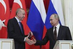Nga-Thổ đạt thỏa thuận ngừng bắn tại Syria