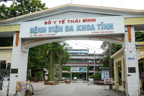 Bắt phó trưởng khoa BV ở Thái Bình liên quan 'chạy' chế độ chất độc da cam