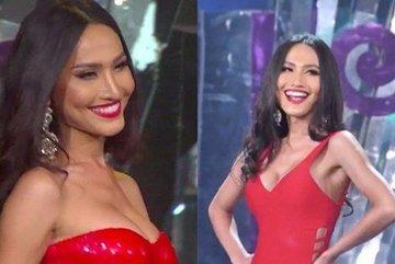 Hoài Sa tỏa sáng tại bán kết Hoa hậu Chuyển giới, đâu ngại 'mặc lại đồ cũ' của Hoàng Thùy
