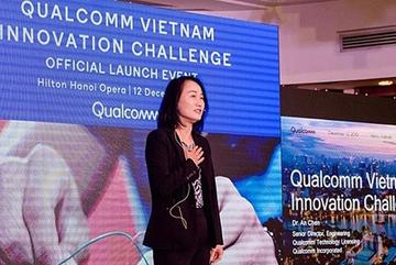 Phát động cuộc thi 'Thử thách Đổi mới sáng tạo Qualcomm Việt Nam'