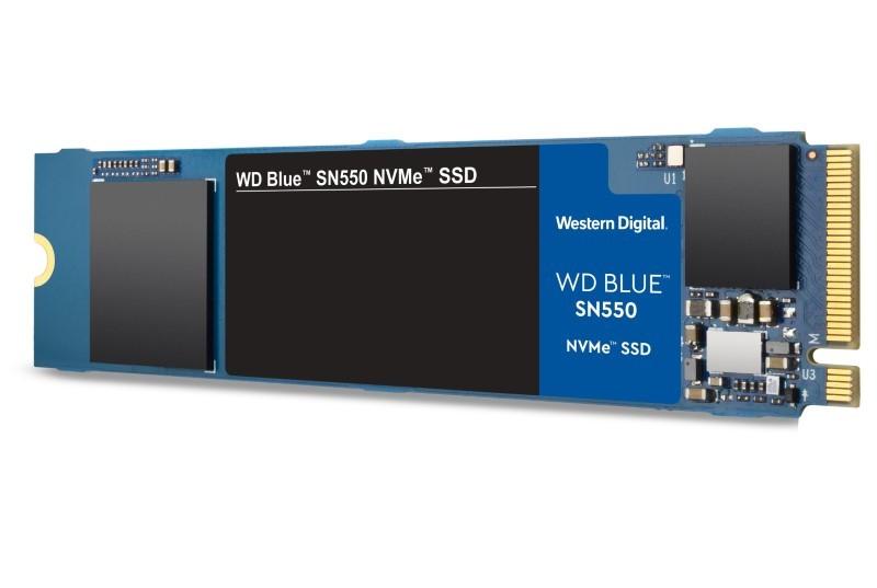 Western Digital ra mắt ổ cứng thế hệ mới WD Blue SN550 NVMe SSD