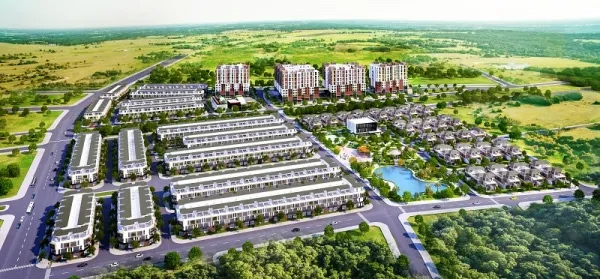 Phố Nối House - tâm điểm đầu tư ở Hưng Yên