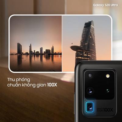 Trải nghiệm công nghệ AR như đang dùng Galaxy S20