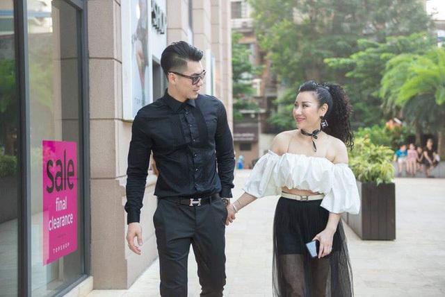 Cuộc tình đẹp của Trương Nam Thành với nữ đại gia hơn 15 tuổi
